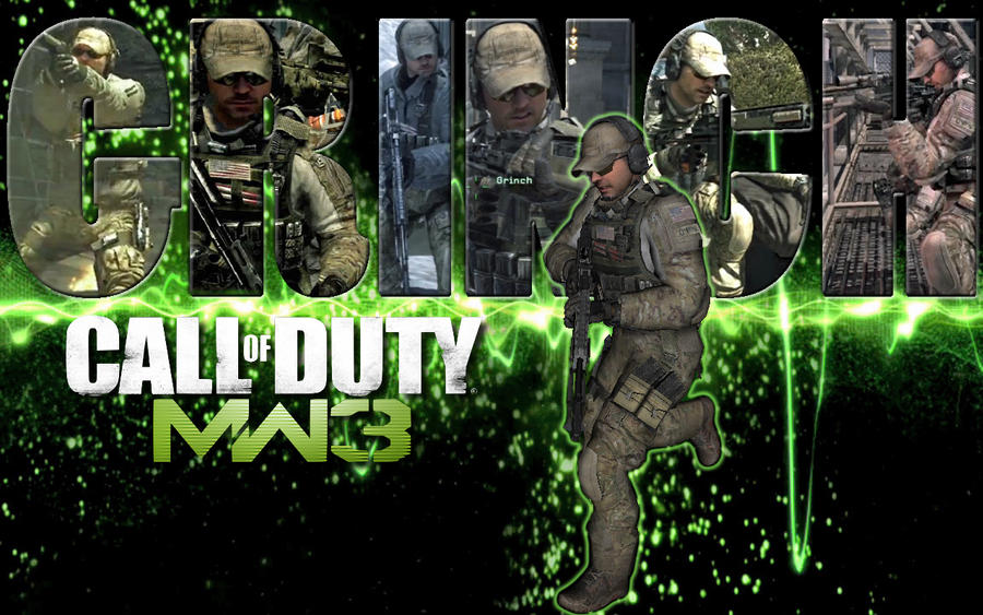 MW3 Grinch By Coley SXe