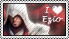 I love Ezio by Coley-sXe