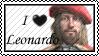 I Love Leonardo by Coley-sXe