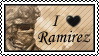 I love Ramirez