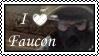 I love Faucon by Coley-sXe
