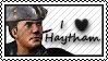 I love Haytham by Coley-sXe