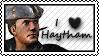 I love Haytham by Coley-sXe