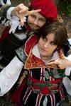 No! Look in that fascinating photothing! by missmoltobene