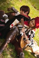 A little melody for ya~ by missmoltobene