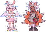 angel themed adopt auction (OPEN 1/2)