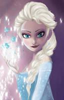 Elsa by Daniimon