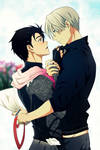 We did it! (Victuuri)