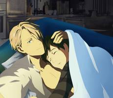 Sleeping beauty by Daniimon