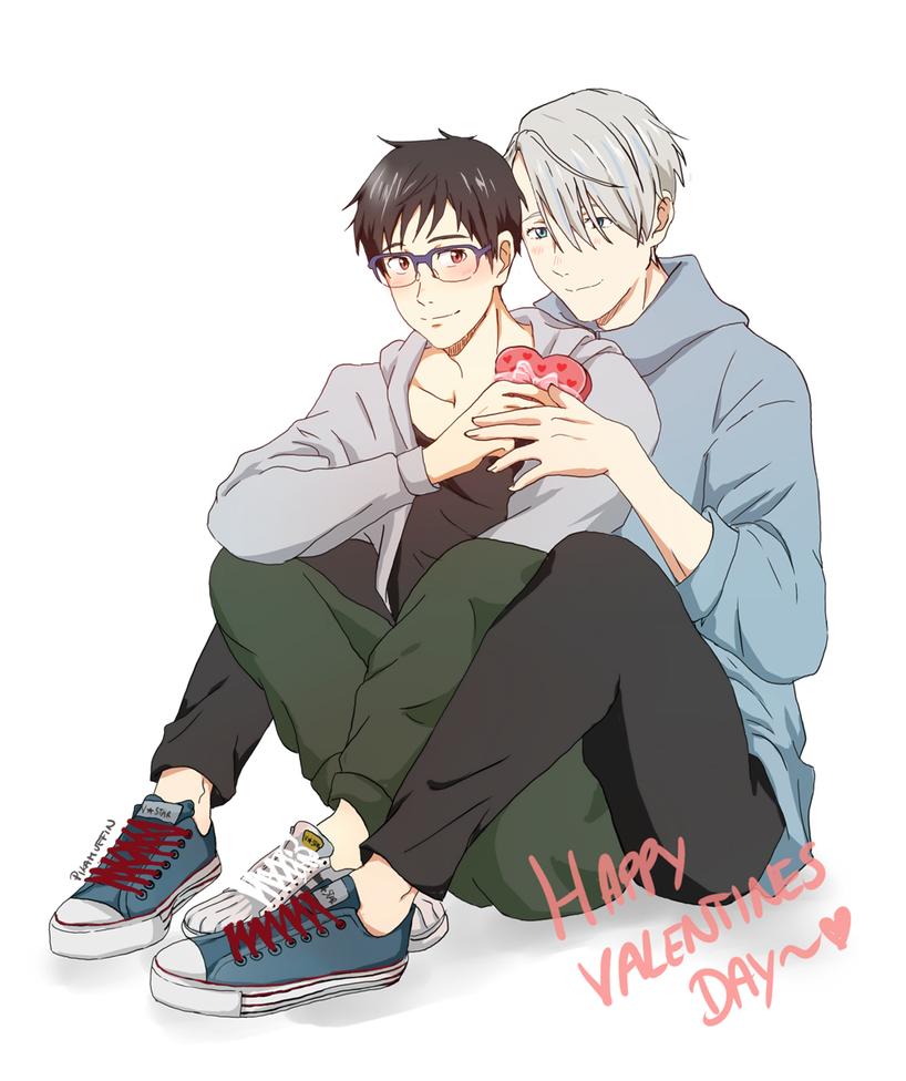Happy Valentine's day~ by Daniimon