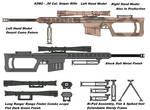 A5M2 .50 Cal Sniper Rifle