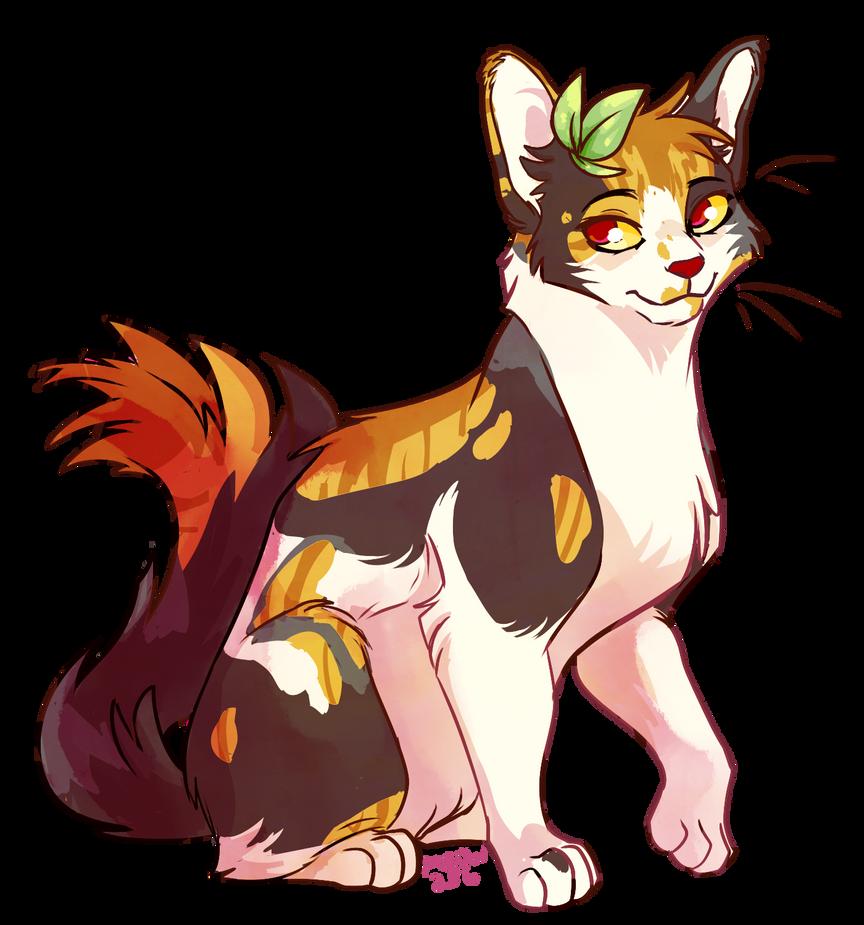 spottedleaf by meow286 on deviantart