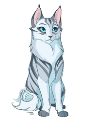 Feathertail by meow286