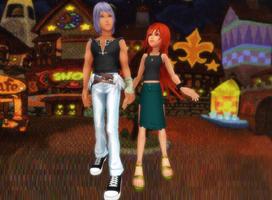 Two Years Later - Riku/Shiki by vitelsa