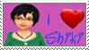 .:(SPOILERS!) I love Shiki stamp:. by vitelsa