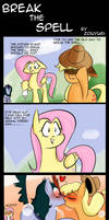 My Little Pony: Break the spell by zouyugi