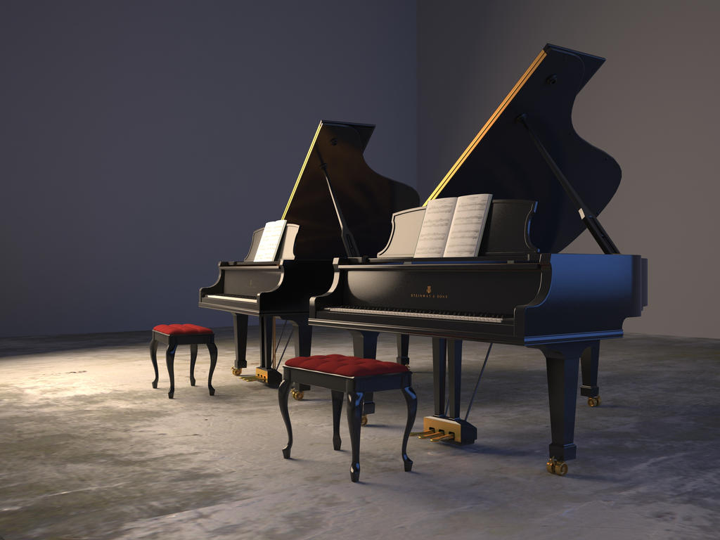 The best Steinways ever built were built 100 years ago