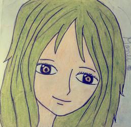 Monet (One Piece) by NicoDomiSan349