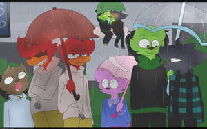 A Rainy Afternoon (Remake) by ddddspup