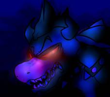 Dark Bowser by ddddspup