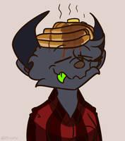 pancakez by ddddspup