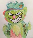Zombie Flippy