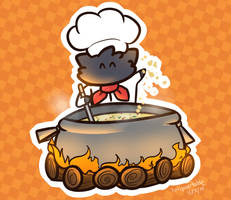 chef greshi by ddddspup
