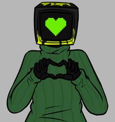 radeon loves you by ddddspup