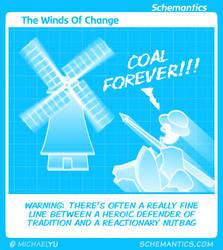 The Winds Of Change by schemantics