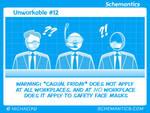 Unworkable #12 by schemantics