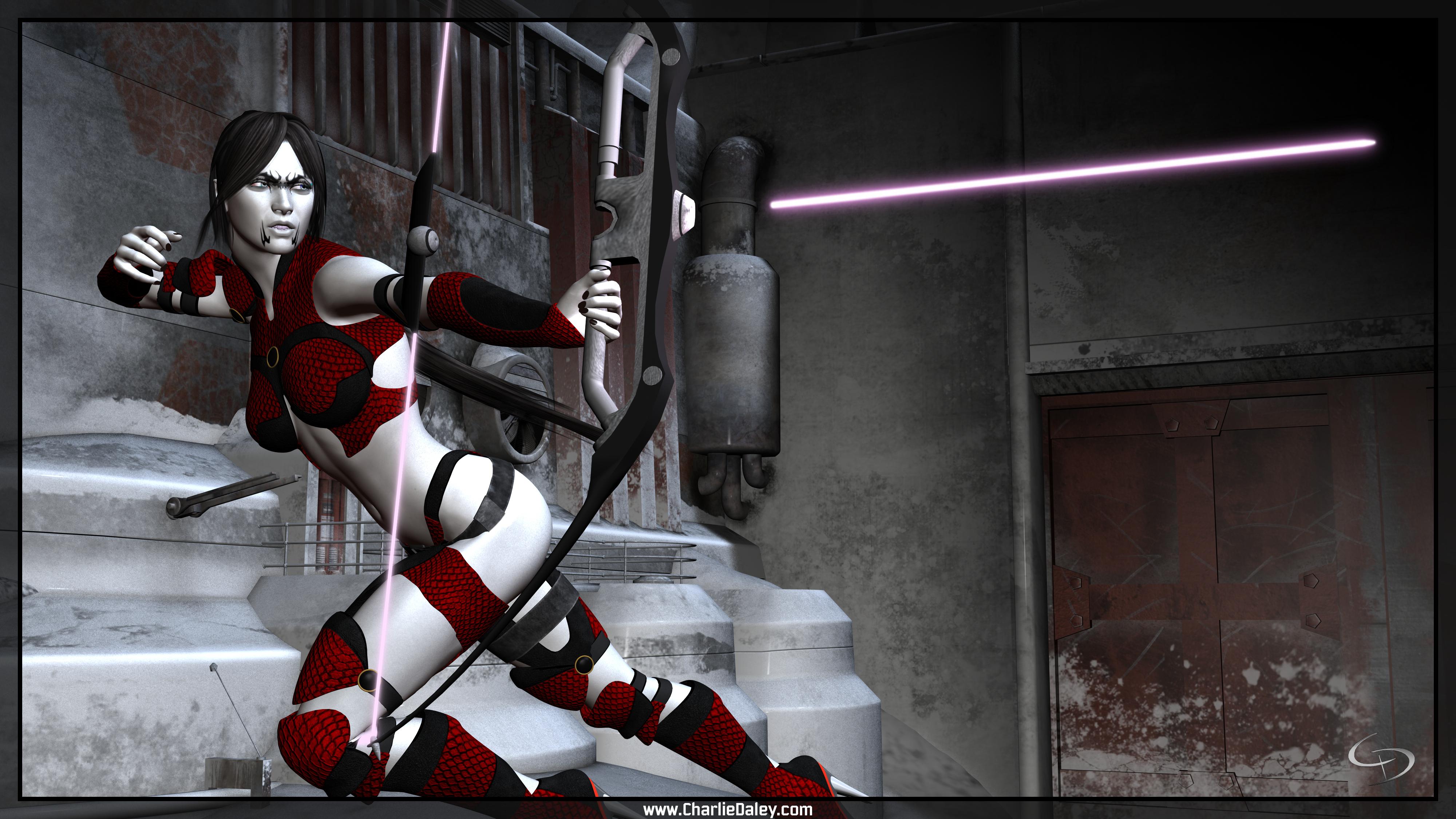 Scarlyn by Crimsonight