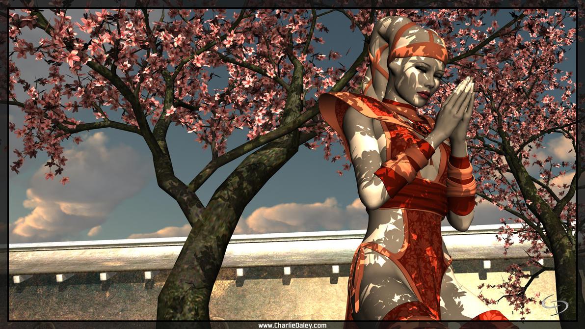 A Prayer For Japan by Crimsonight