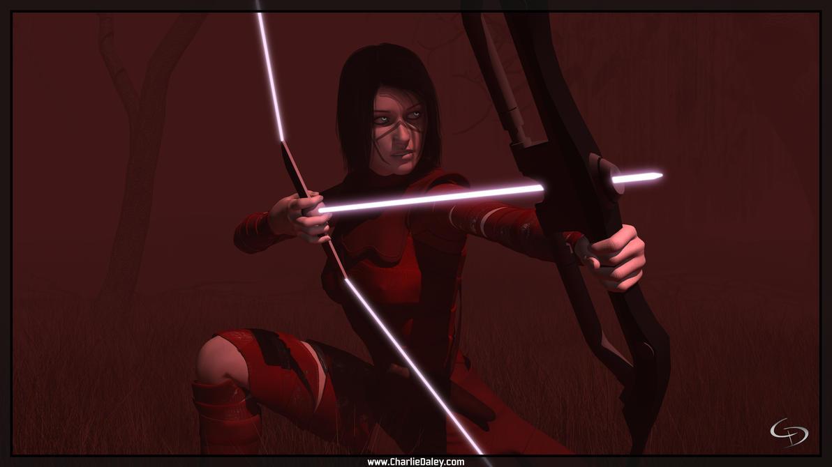 Assassin of the Mist by Crimsonight