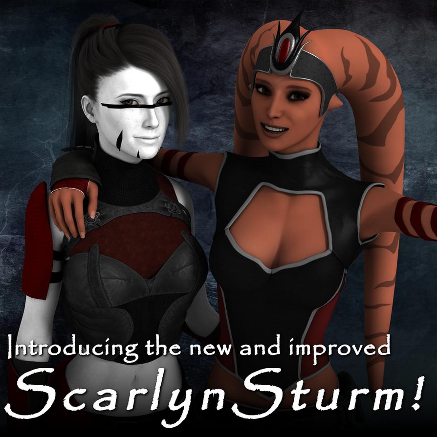Introducing Scarlyn! by Crimsonight