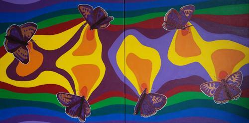 butterflies by DDHstudios