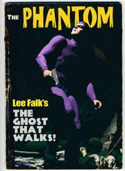 The Phantom by MikeFyles