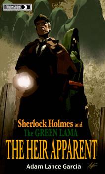 Sherlock Holmes Green Lama Crossover