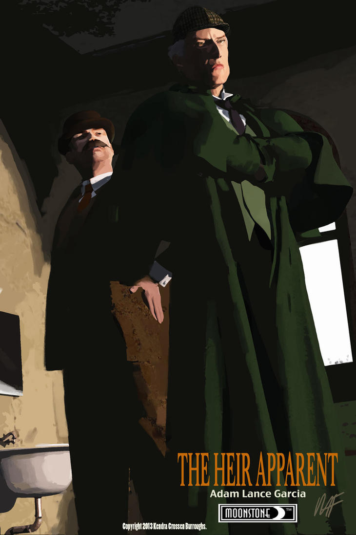 Sherlock Holmes and The Green Lama by MikeFyles