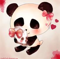 Panda by ScarletLesile