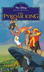 The Pyroar King - Disnemon (1994) by MrOtterson
