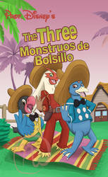 The Three Monstruos de Bolsillo - Disnemon (1944)