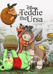 Teddie the Ursa - Disnemon (2011)