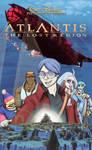 Atlantis: The Lost Region - Disnemon (2001) by MrOtterson