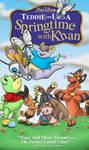 Teddie the Ursa: Springtime with Khan - Disnemon by MrOtterson