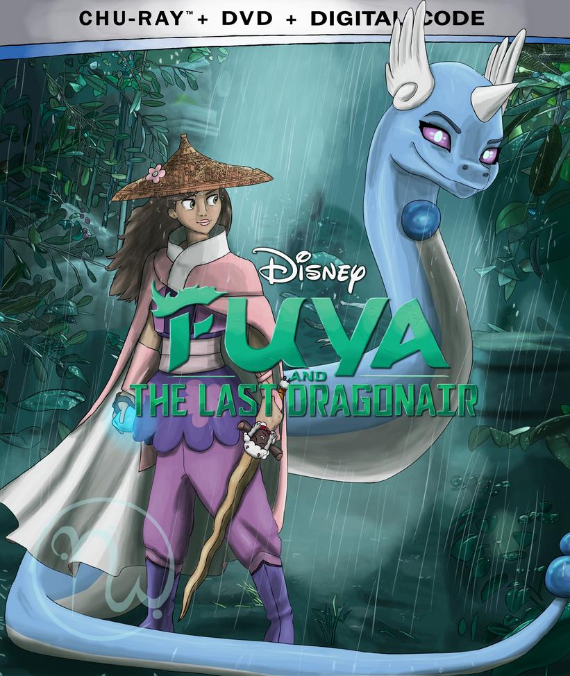 Fuya and the Last Dragonair - Disnemon (2021)