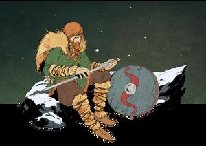 Viking - Character Design Challenge