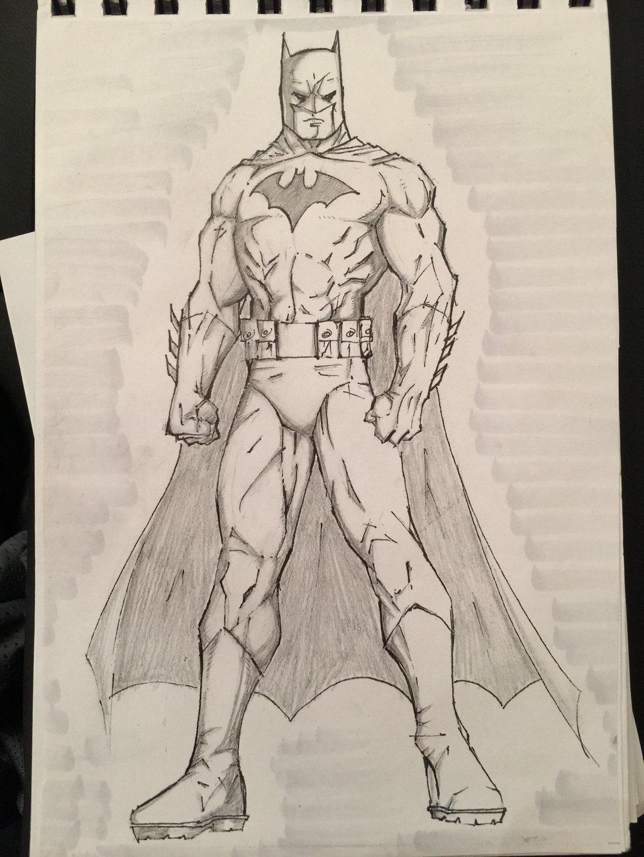 batman new 52 jim lee sketch by ernestjoel on deviantart