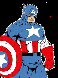 Captain America Flats