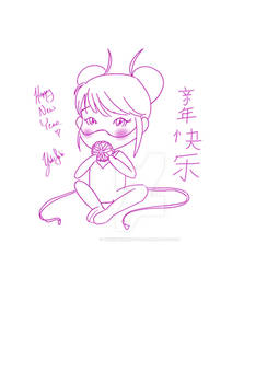 Multimouse Lunar Year of the Rat