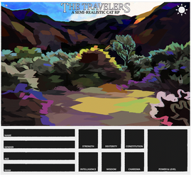 Travelers Template [Streets/Sun Group] by icednicotine